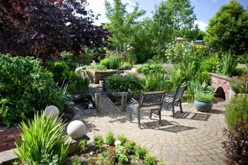 Ahorrar agua en el jardín