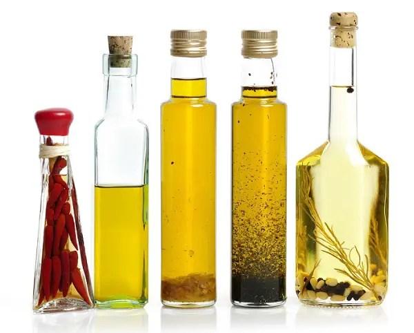 aceites aromáticos - Haz tus propios aceites con plantas aromáticas