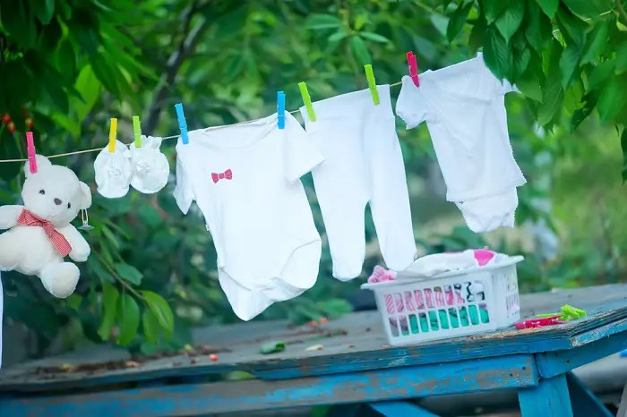 manchas ropa bebé - Como sacar manchas de la ropa de bebé