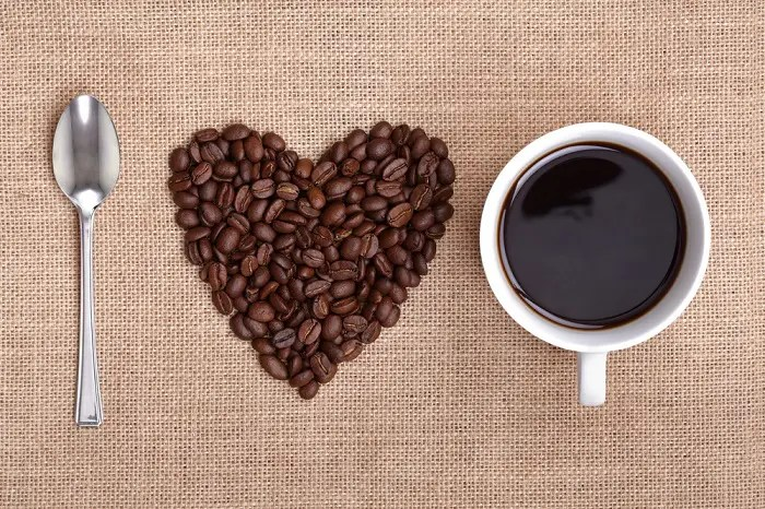 tomar un café