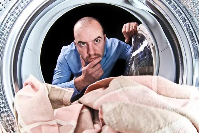 Saber cargar la lavadora - ¿Lavadora sobrecargada? Cómo cargar la lavadora correctamente