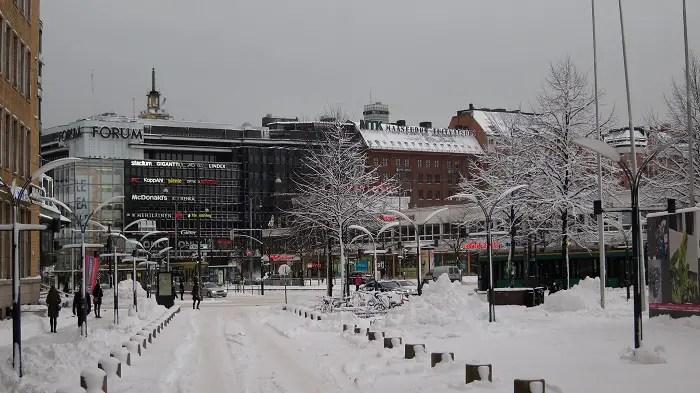 1 Helsinki 1 credito Flickr Jukka - Turismo por Europa en invierno ¡Descubre las 3 ciudades más blancas!