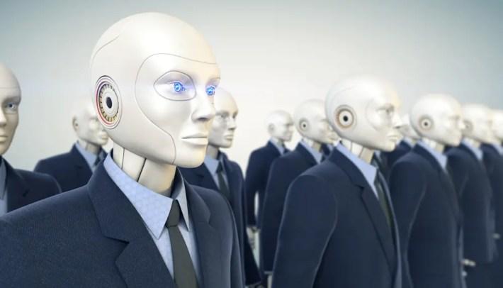 robots - El futuro de los empleados de casinos amenazado por los robots