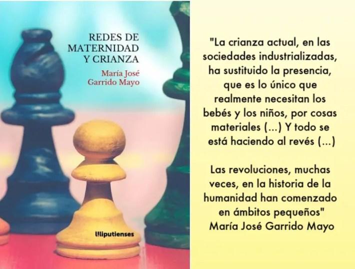 redes crianza y maternidad - Redes de maternidad y crianza. Entrevista a Mª José Garrido Mayo