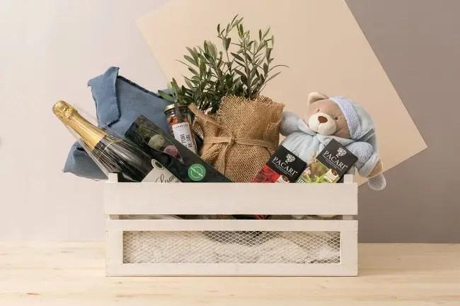 CESTA BEBÉ - Lista de regalos sorpresa