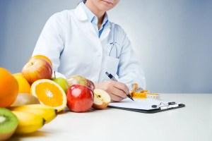 formación en nutrición