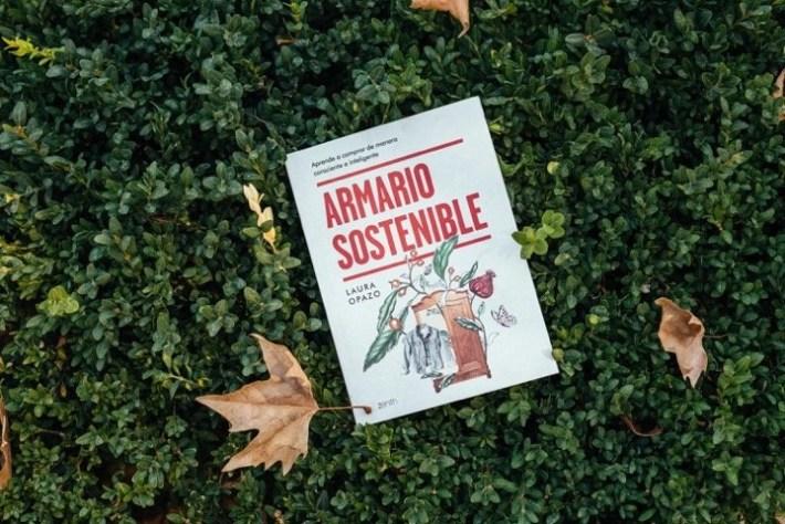 """Armario sostenible2 - Entrevistamos a Laura Opazo, autora del libro """"Armario sostenible"""""""