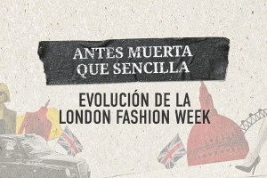 HEADER - Fashion Week de Londres: Ventana para las marcas minimalistas