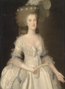 Caroline, reina de Napoles