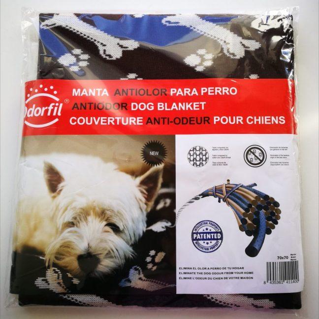 manta para perros antiolor