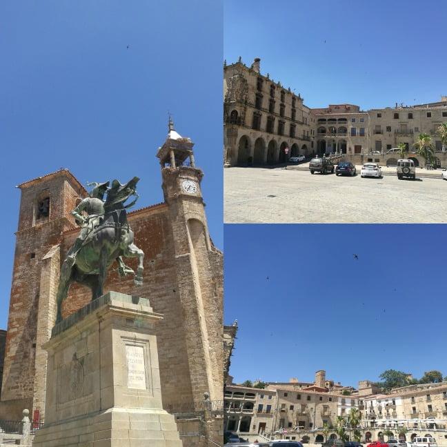 excursión con perro a Trujillo