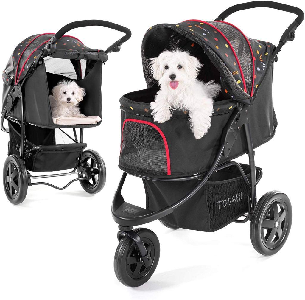 carritos para perros