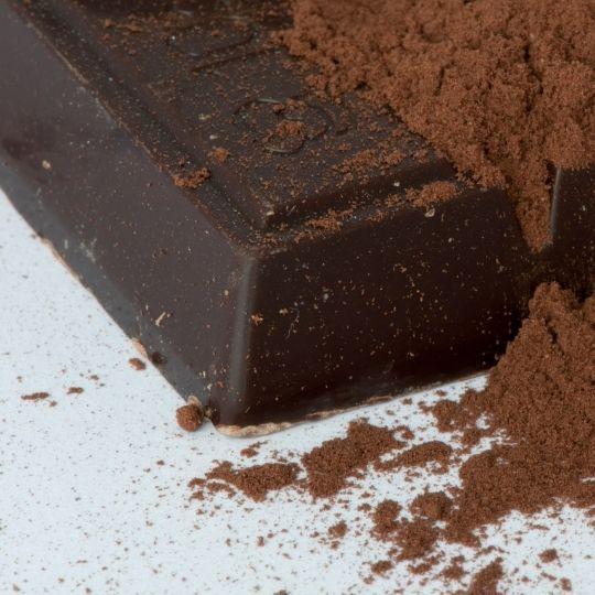 chocolate en perros
