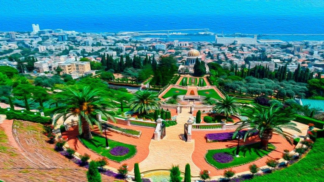 Conocer y viajar Haifa, Israel