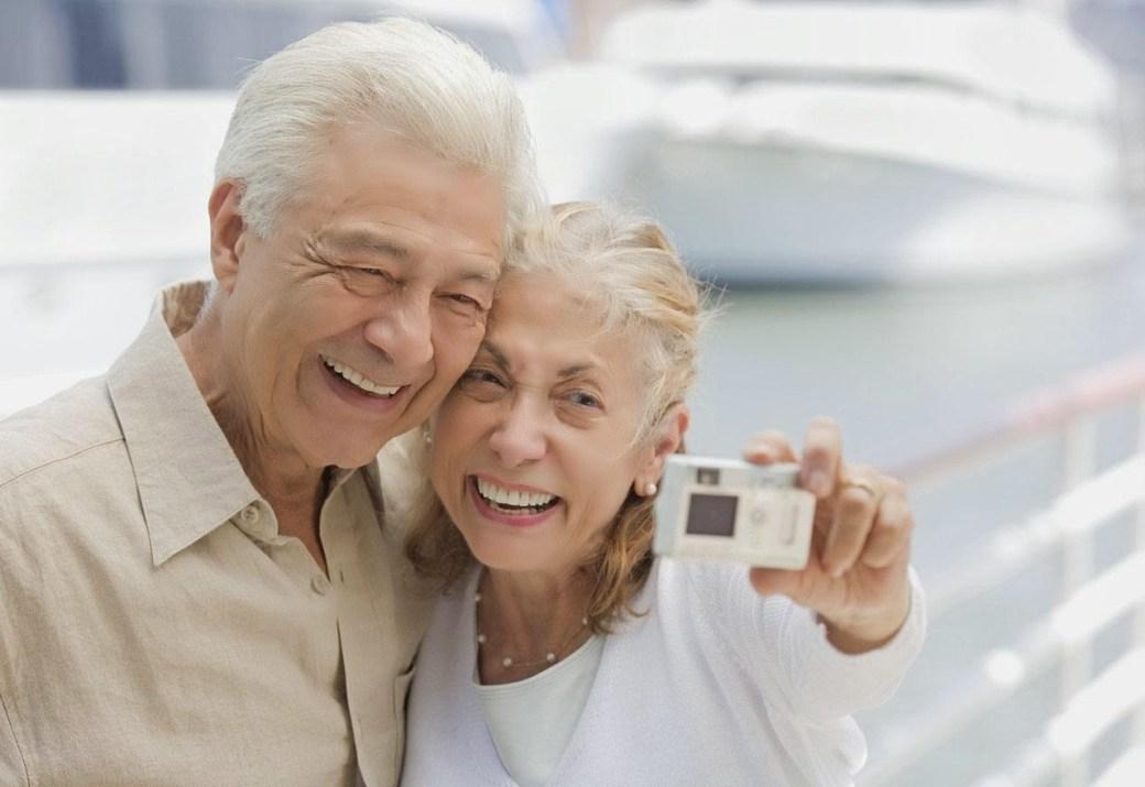 parejas mayores