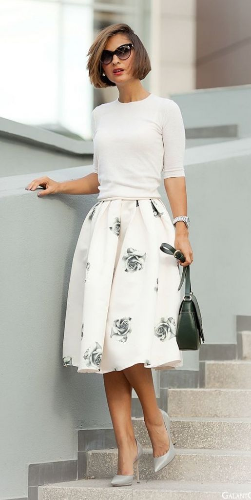Faldas para mujeres maduras