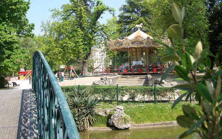 Jardines Público de Bordeux