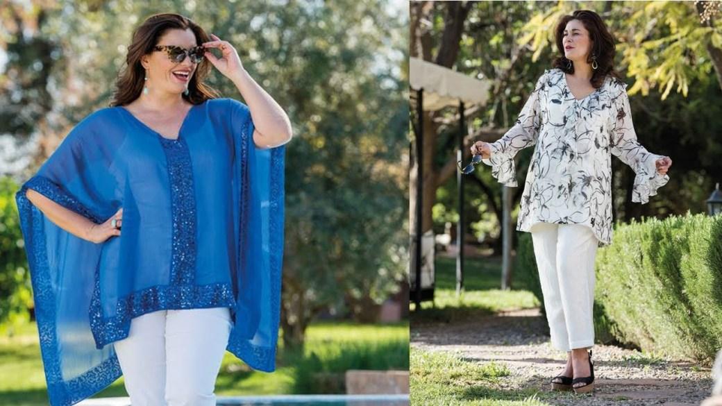 tendencias de primavera-verano blusas