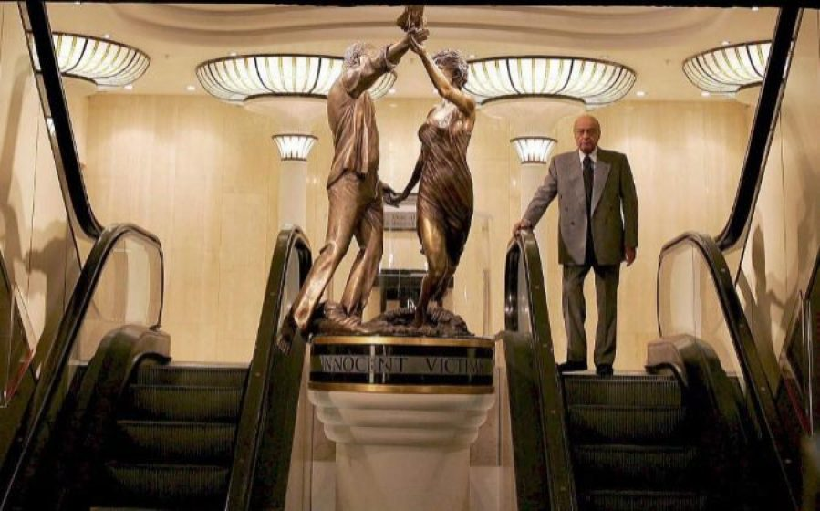 Homenaje a Dodi Al Fayed y Lady Di en Harrods, Londres