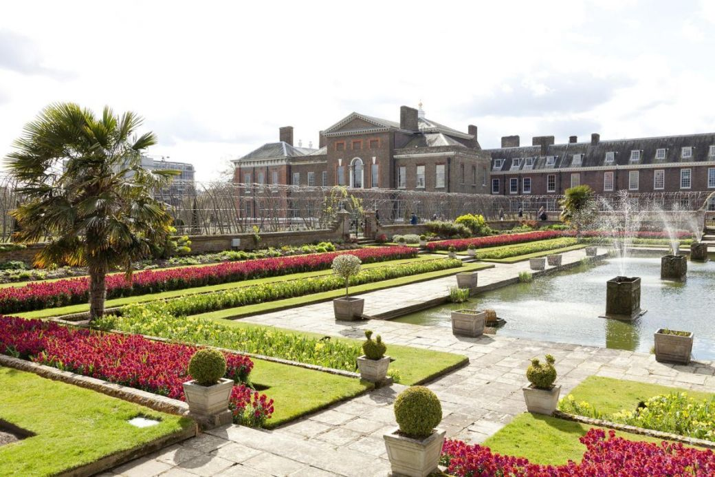 Kesington Gardens en Londres
