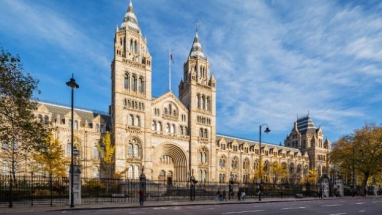 Museo de Historia Natural, Londres