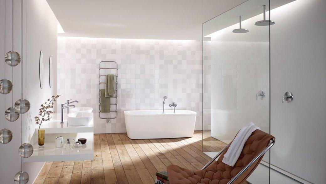 baño estilo escandinavo