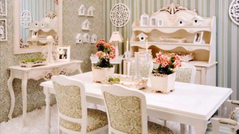 estilo vintage de decoración