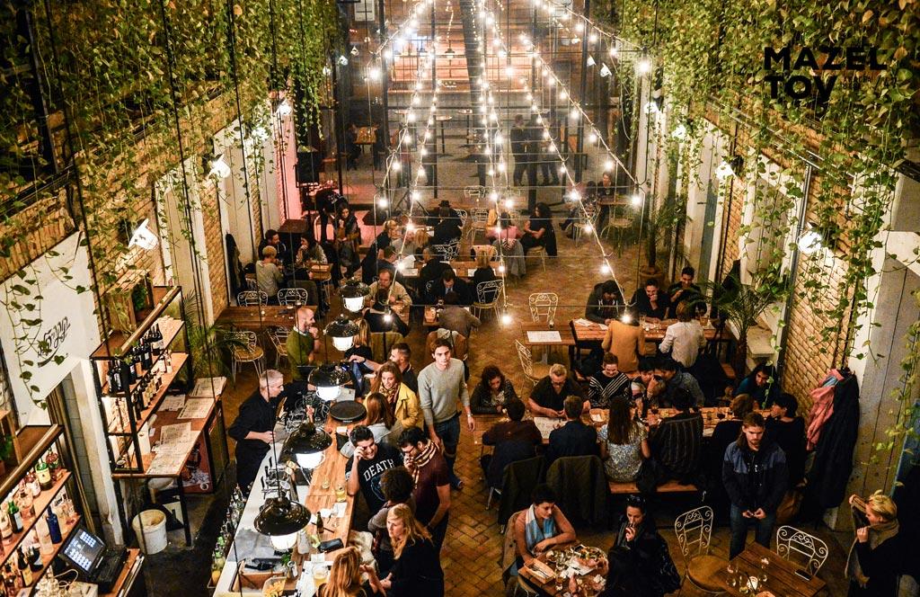 Mazel Tov Restaurante, Budapest