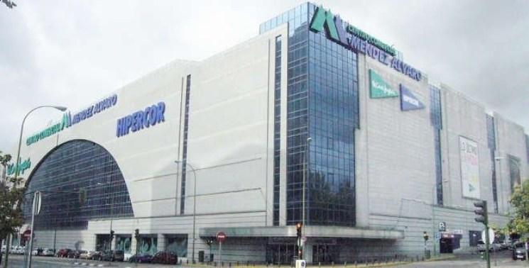 Centro Comercial Menendez Alvaro