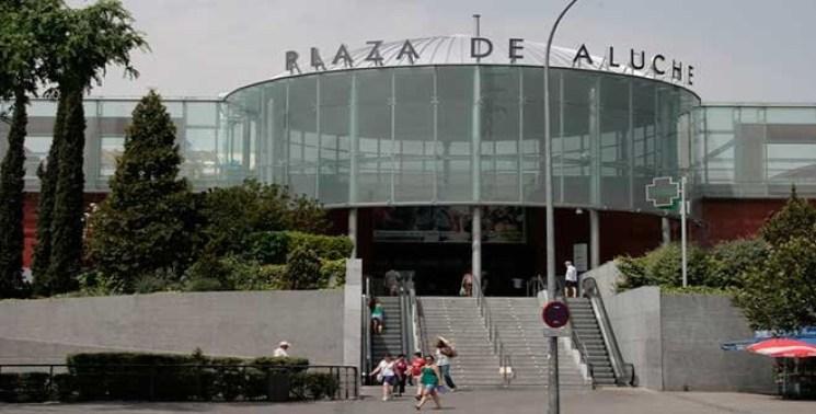 Centro Comercial Plaza Aluche