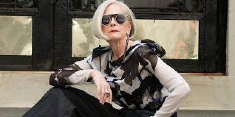 Lyn Slater icono en el mundo de las tendencias de moda