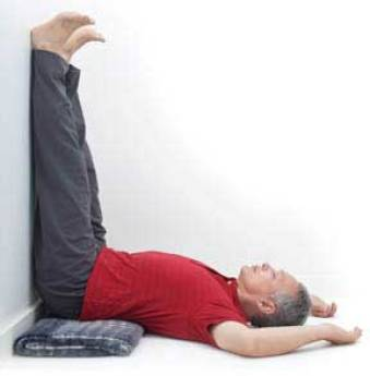 Savasana pared