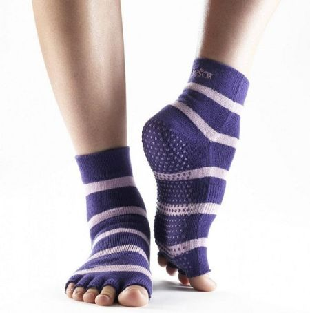 regalos de yoga navideños : calcetines antideslizantes