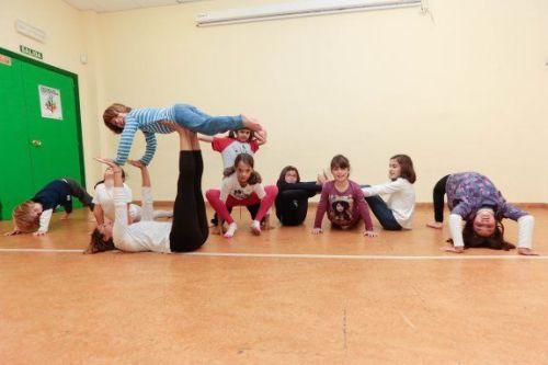 El yoga también es para niños :)