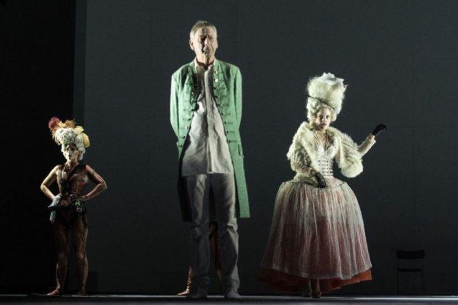 """""""Othello"""" am Staatsschauspiel Dresden"""