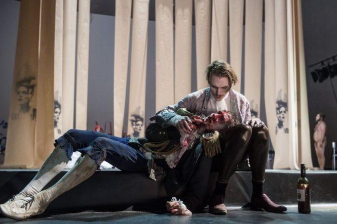 """""""Othello"""" am Staatsschauspiel"""