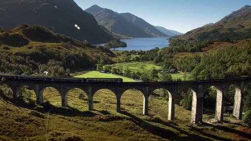 NDR LMA <br> Der zauberhafte Zug. Mit der Bahn durch Schottlands Highlands.