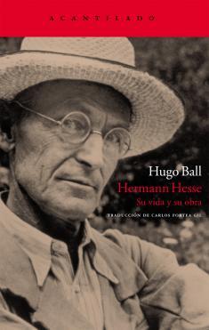 portada de 'Hermann Hesse, su vida y su obra'