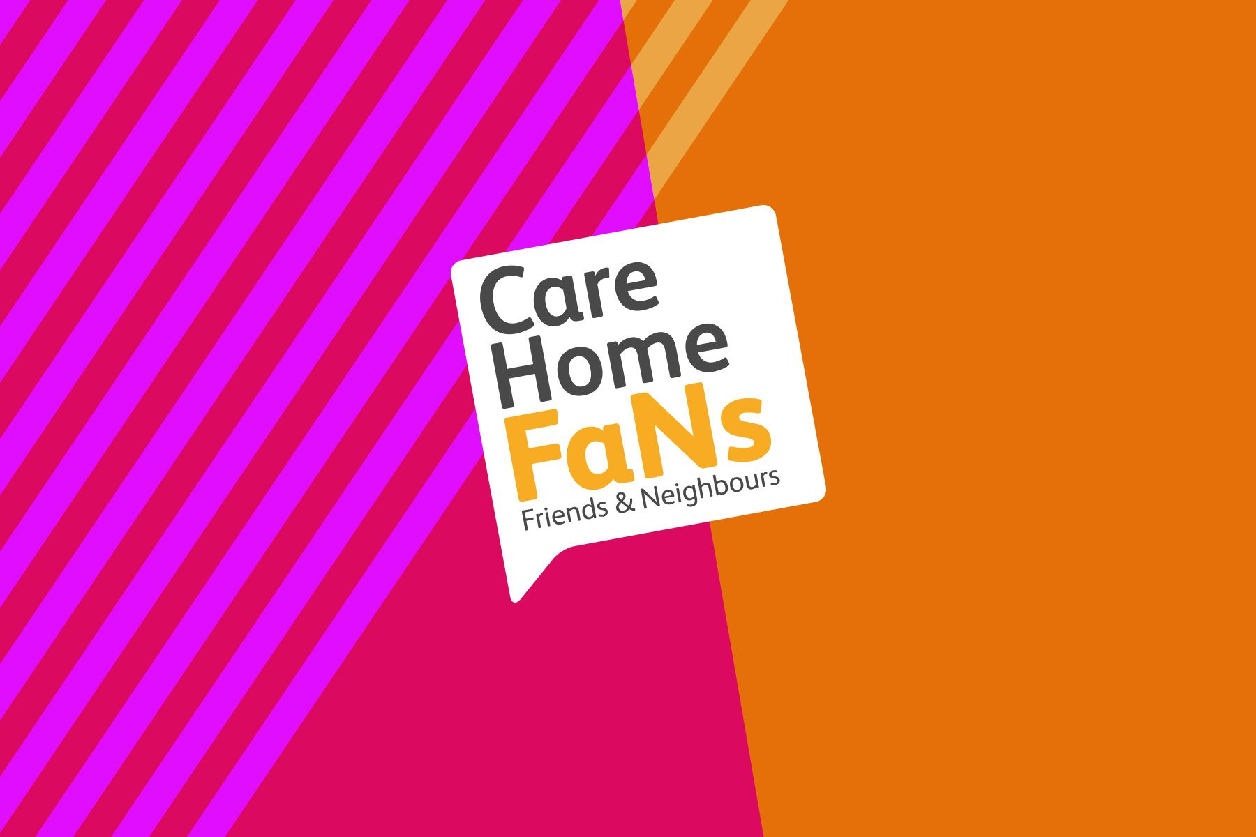 Care Home FaNs / Bringing Communities into Care Settings