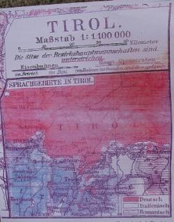 Cartina documento Dominici