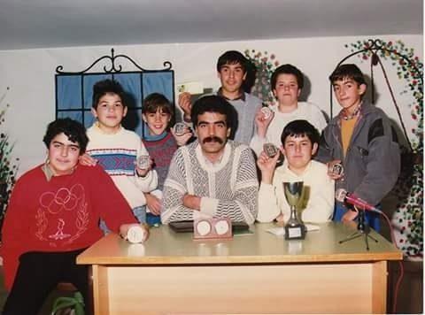 """Historia de la Escuela y Club de ajedrez """"El Caballo"""" de Casabermeja (Málaga). Enfocado a la formación de jóvenes jugadores."""