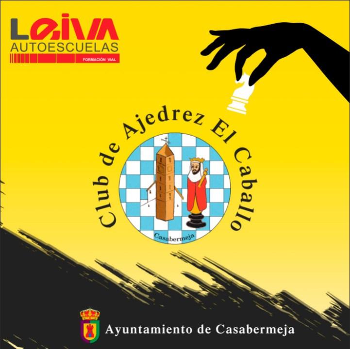 """Autoescuelas Leiva: nuevo patrocinador del Club de Ajedrez """"El Caballo"""""""