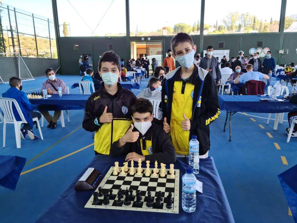 VII campeonato de ajedrez por equipos Coín Chess 3 vs 3