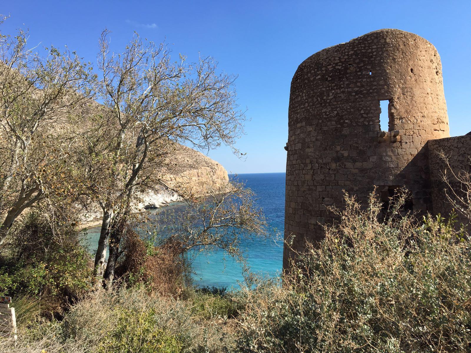 Fortaleza de la  Cala San Pedro
