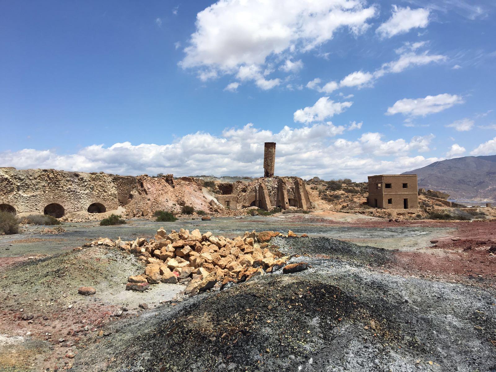 Minas de Azufre - Benahadux