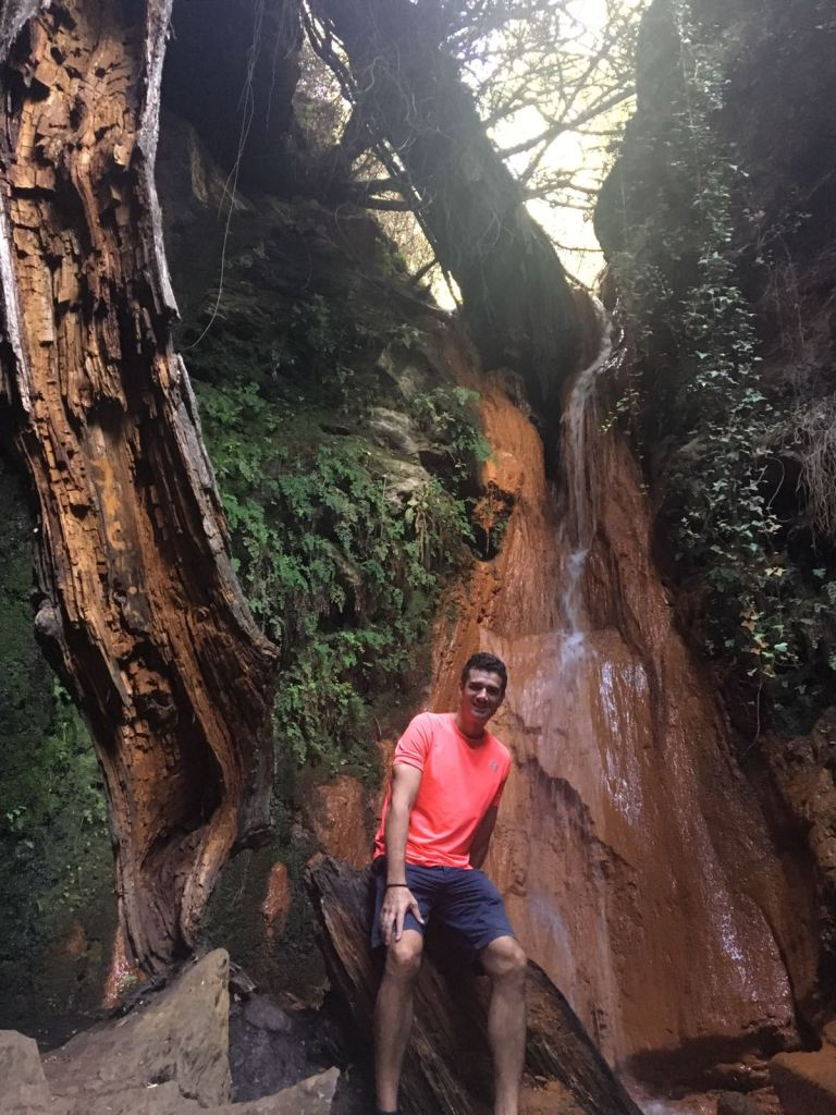 Fuente Agria - Portugos - Alpujarra Granada