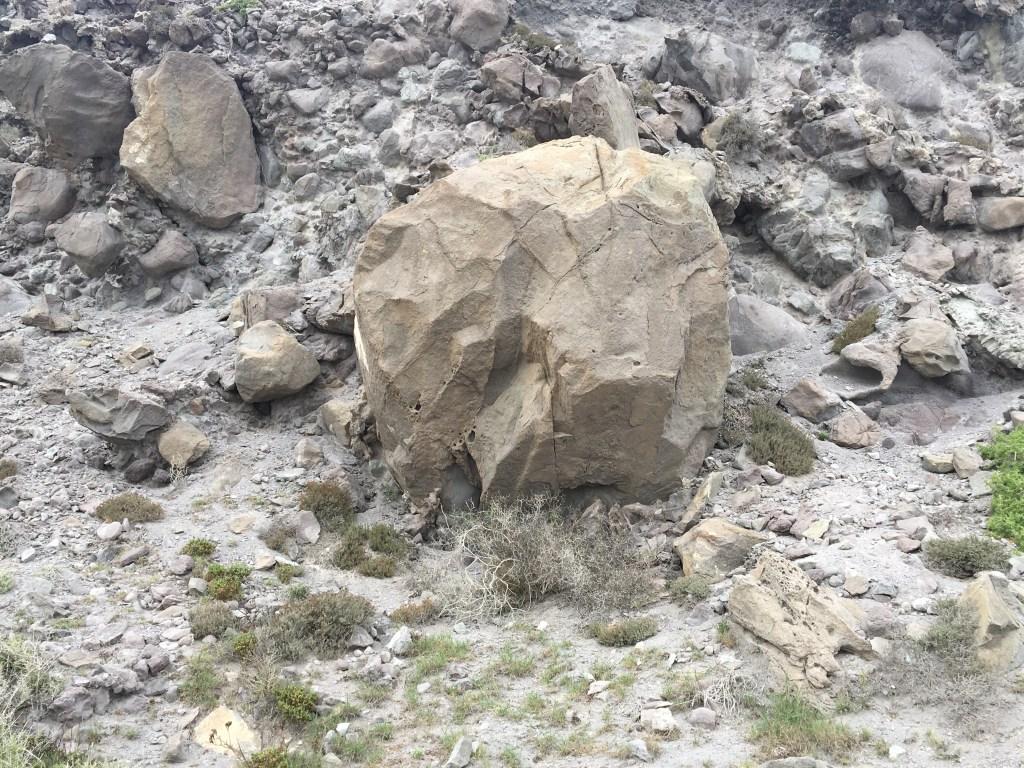 Roca Playa los muertos