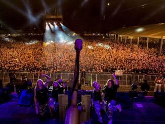 Sabaton actuacion Leyendas del rock