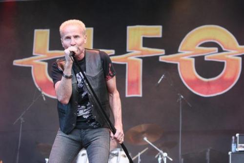 Phil Moog, vocalista de UFO