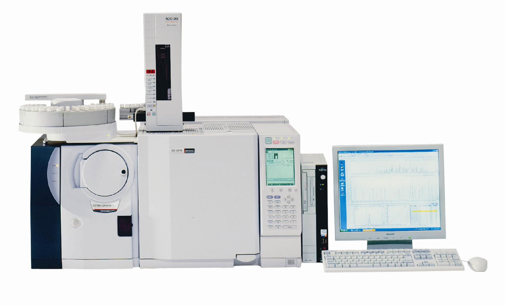 Gas Chromatograph Mass Spectrometers